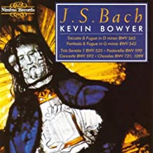 Best kevin bowyer bach Reviews