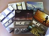 Kaplan MCAT Prep Book Set 2012 ( General Chemistry, Lesson Book, Organic Chemistry, Biology, Physics, and Verbal Reasoning