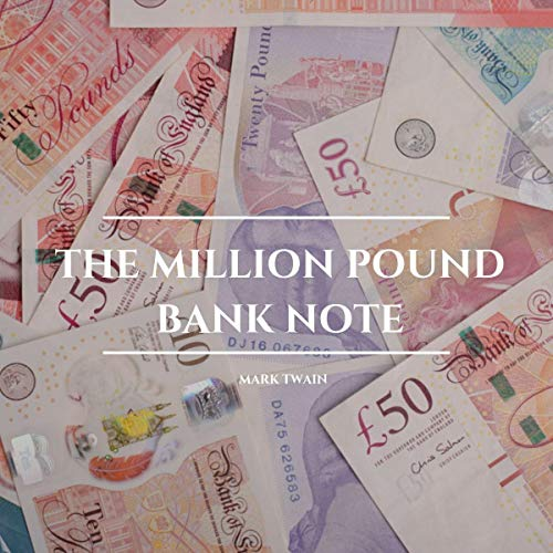 The Million Pound Bank Note cover art