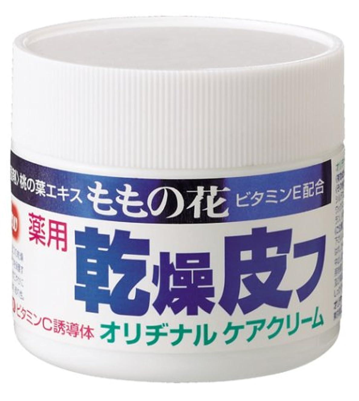 フルーティーテザー伝染性ももの花 薬用乾燥皮フクリームC 70g [医薬部外品]