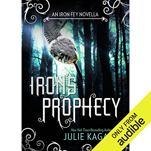 Iron's Prophecy audiobook cover art