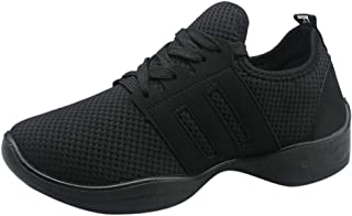 Womens Sneakers,Women' s Modern Jazz Dance Sneakers Shoes Mesh Breathable Running Casual Shoes