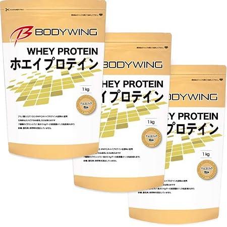 ボディウイング ホエイプロテイン チョコミルク (EX版 3kg)