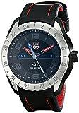 LUMI-NOX 5127 - Reloj para Hombres, Correa de Cuero Color Negro