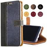 Snakehive SAMSUNG GALAXY S8 PLUS Case, Genuine Leather