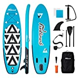FunBase Premium Inflatable Stand Up Paddle Board...