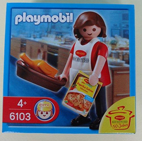 Playmobil Sonderfigur 50 Jahre Maggi Kochstudio 6103 NEU/OVP