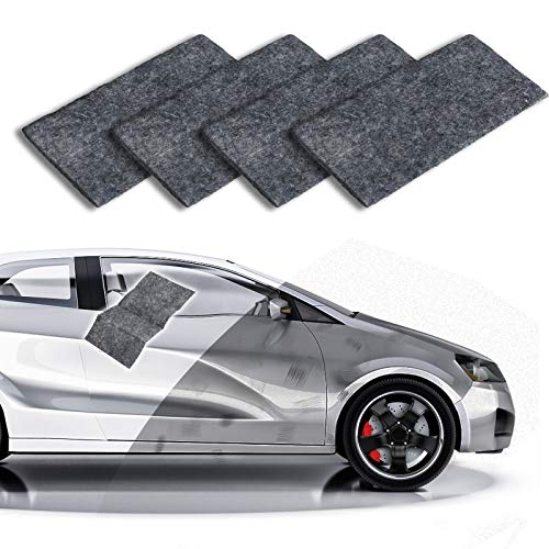 CAMTOA Car Scratch Remover Cloth, Nano Magic Repairing Scratches, Multipurpose Car Cleaning Paint, Surface Polishing, Water Spot, Rust and Scratch Remover