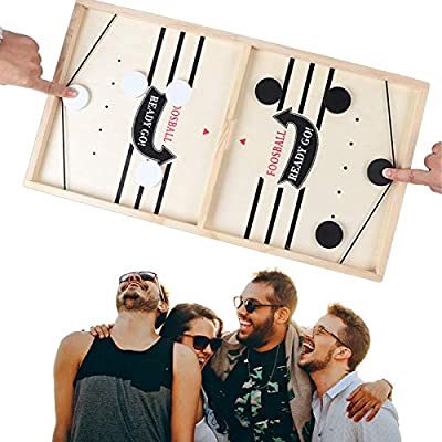 Large Size  Sling Puck Game Fast Sling