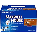 MAXWELL HOUSE House Blend COFFEE, K Cup Pods, 84Count