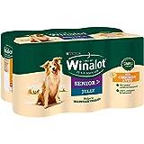 Nestle PET-119204 Winalot 6pk Senior (400g)