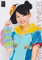 HKT48 公式グッズ 第17弾 生写真ポスター (A4サイズ) 【熊沢世莉奈】