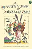 The Puffin Book of Nonsense Verse (Puffin poetry) - Quentin Blake