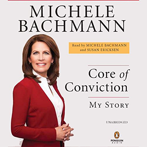 Core of Conviction audiobook cover art