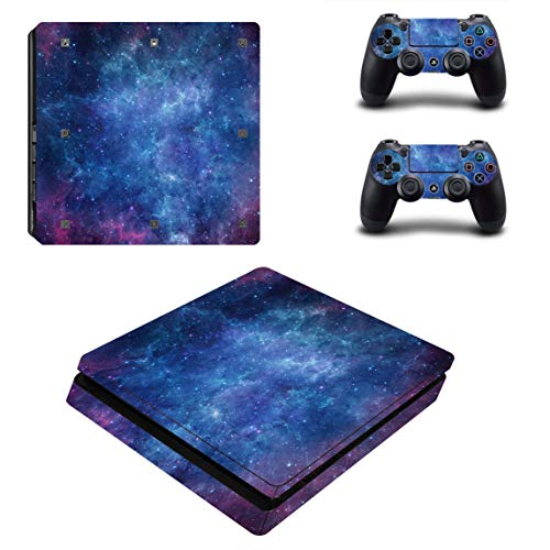LLC Integral - Style Decal Cover for Sony Playstation 4 Slim PS4...