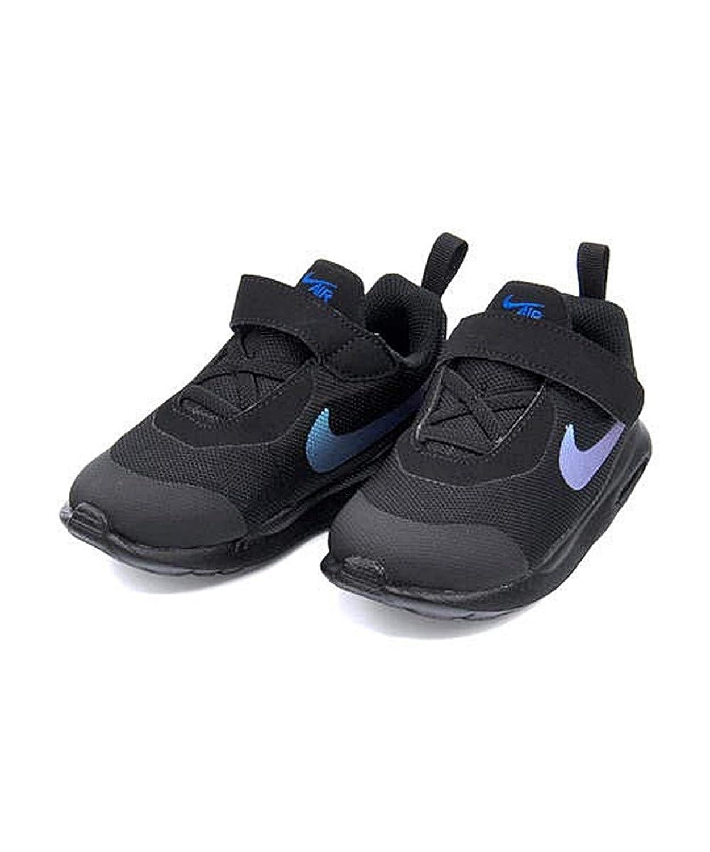 [ナイキ] 女の子 男の子 キッズ 子供靴 運動靴 通学靴 ベビーシューズ スニーカー エアマックスオケトTDV 軽量 通気性 クッション性 カジュアル デイリー スポーツ スクール 学校 AIR MAX OKETO TDV AR7421