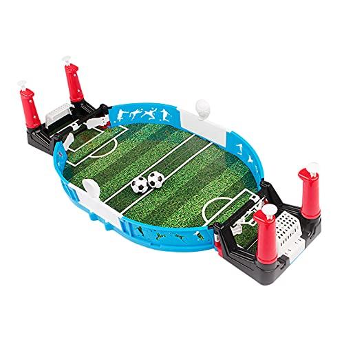 Vacger Fidget Toy Set Mini Biliardino per Bambini Gioco da Tavolo, Calcio Gioco Arcade Interattivo, Giochi da Tavolo Calcio Biliardino per Ragazzi Ragazze Famiglia