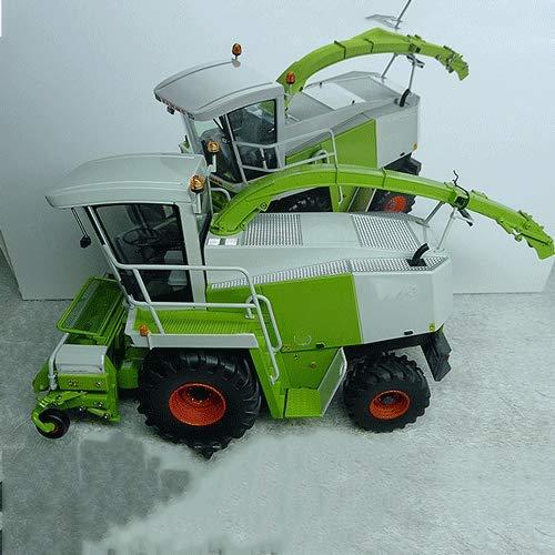 WANGCH 1:32 Ingeniería Vehículo Global Edición Limitada Harvester Vehículo agrícola Simulación de Alta precisión Modelo de Coche Boutique Colección Juguetes Cumpleaños