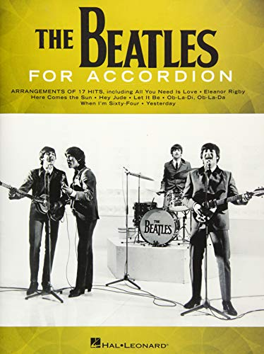 The Beatles for Accordion