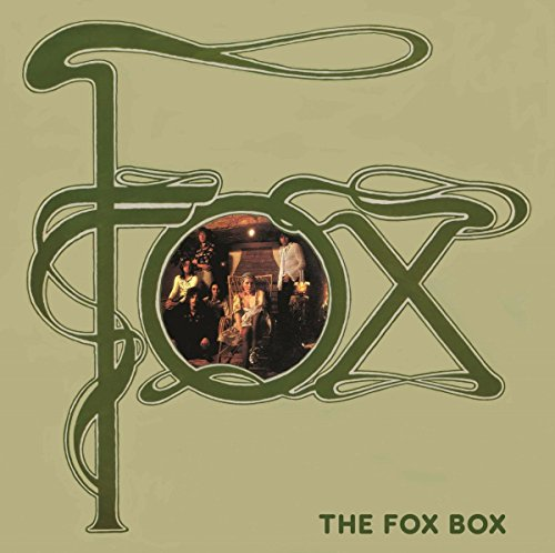 The Fox Box-Deluxe 4CD Box Set