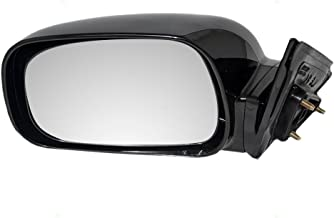 Power Side View Mirror Ready-to-Paint Driver Replacement for 02-06 Toyota Camry USA 87940-AA080-C0