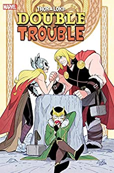Thor & Loki: Double Trouble (2021) #3 (of 4) by [Mariko Tamaki, Gurihiru]