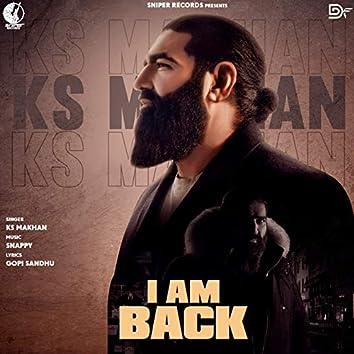 I Am Back - Single