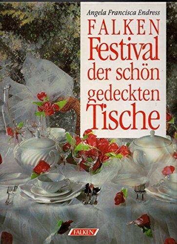Festival der schön gedeckten Tische.