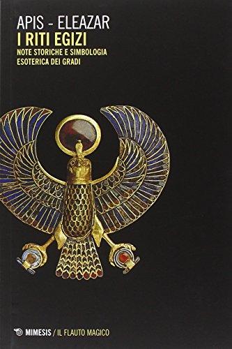 Riti egizi: 1