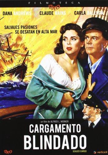 Cargamento Blindado DVD Edición con Libreto y Funda de Cartón 1951 Sealed Cargo