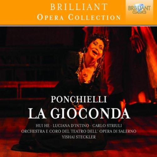 La Giaconda, Act 1, The Lion's Mouth: Scena