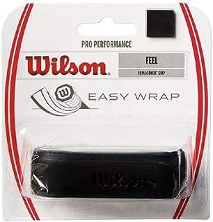 Wilson Tennis Racket Pro Performance Replacement Grip, Black