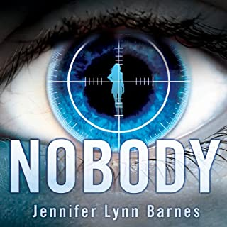 Nobody audiobook cover art