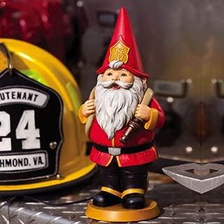 Garden Friends Heroic Gnome - Fireman