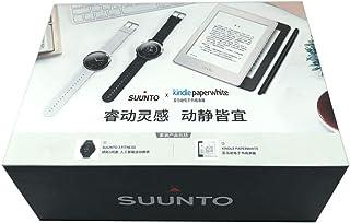 SUUNTO 颂拓 中性 手表节日礼盒 LH023945000 黑色(仅含礼盒,手表及Kindle需另外购买)