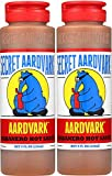 Secret Aardvark Habanero Hot Sauce | Made with Habanero Peppers & Roasted Tomatoes | Non-GMO, Low Sugar, Low Carb | Awesome Hot Sauce & Marinade 8 oz (2 pack)
