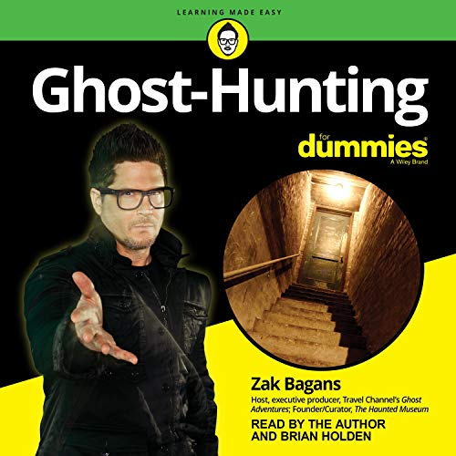 Ghost-Hunting for Dummies cover art