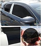 VViViD Colorful Transparent Vinyl Car Window Tinting 30 Inch x 60 Inch...