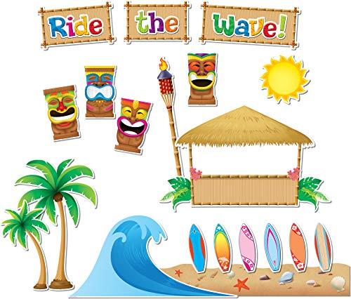 Teacher Created Resources Surfs Up Bulletin Board (5517)