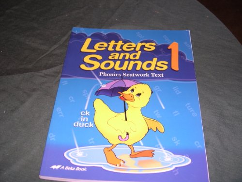 Letters and sounds 1: Phonics seatwork text