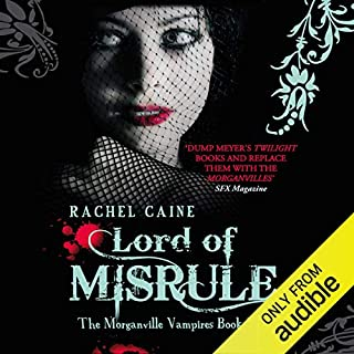 Lord of Misrule: The Morganville Vampires, Book 5 cover art