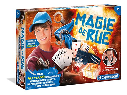 Clementoni - 52184 - Magie De Rue