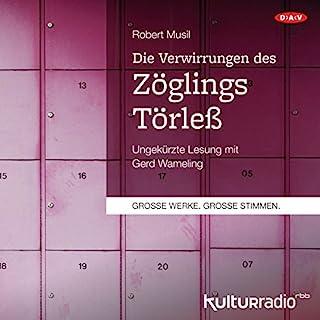 Die Verwirrungen des Zöglings Törleß audiobook cover art