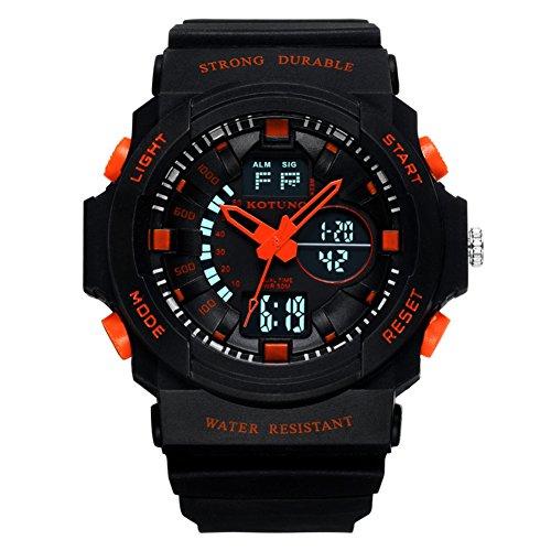 External Waterproof Youth Watch/Sports Watches/Electronic Movement Watch-I