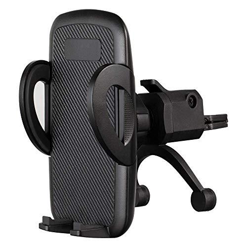 WIMITECH Supporto Smartphone da Auto,Porta Cellulare da Auto Regolabile per Bocchetta dell Aria Supporto per gravità Compatibile con: iPhone,Sansumg,Xiami,Honor,LG,Alcatel e Disponitivi GPS