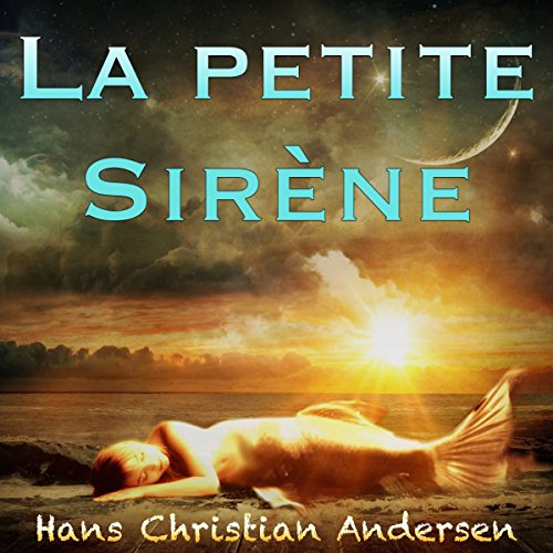 La petite Sirène audiobook cover art