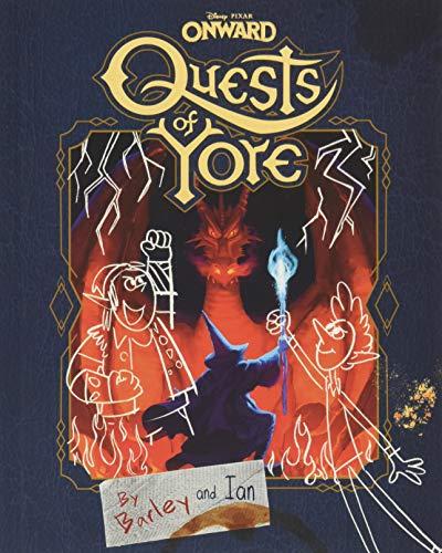 Onward: Quests of Yore (Disney Pixar)