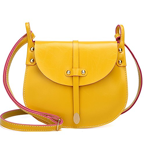 """Material:Artificial Leather // Notice:Please see the bag real size when you before buying.These pictures just for reference. Size: 17.5cm(L)*3cm(W)*20cm(H)/6.88(L)*1.18(W)*7.87(H)"""" EXCELLENT CRAFTMANSHIP:clean stitching and high quality metal accesso..."""