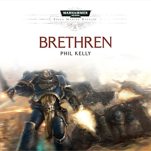 Brethren audiobook cover art