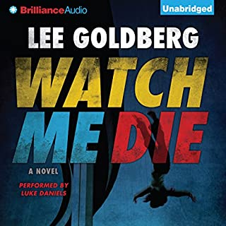 Watch Me Die audiobook cover art